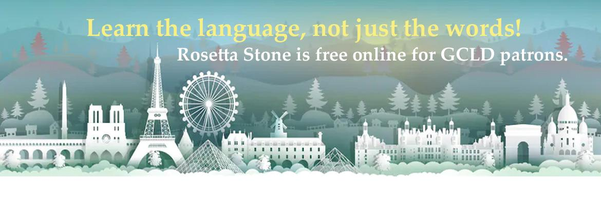 Rosetta Stone is Now Available to All Patrons | Grand County